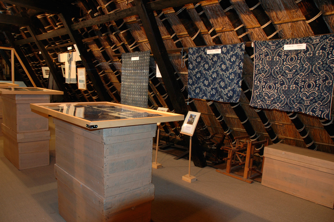 ちいさな藍美術館 | THE LITTLE INDIGO MUSEUM